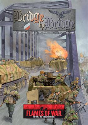 Libro de Inteligencia Bridge by Bridge de Flames of War.