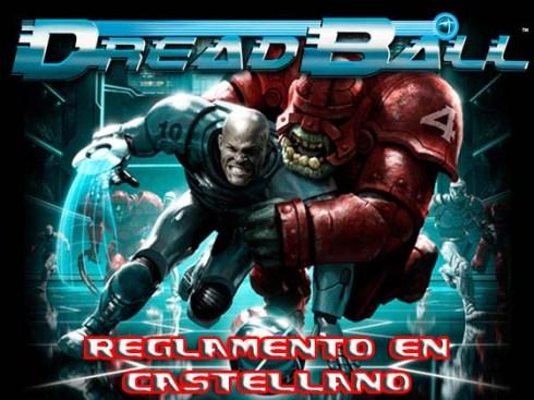 Juego de Tablero Dreadball de Mactic Games con reglas en español
