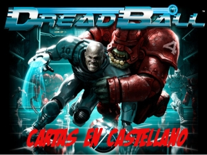Portada juego futurista DreadBall