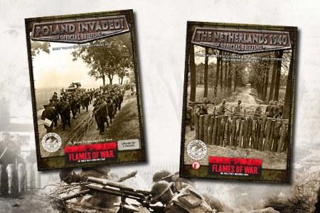 Libros de Inteligencia adicionales para 1939-1940: La Batalla de Holanda y La Invasión