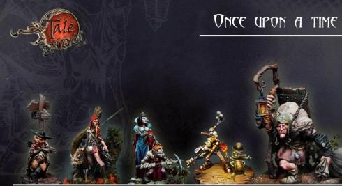Miniaturas de fantasía de Tale of War