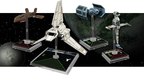 naves-x-wing
