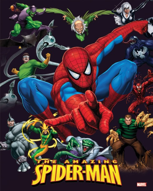 Spider-Man-Villans