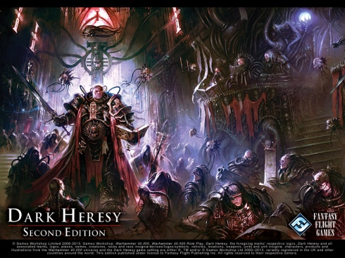 Dark Heresy second