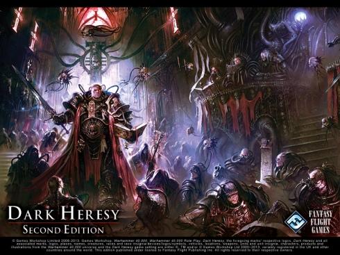 Dark Heresy second