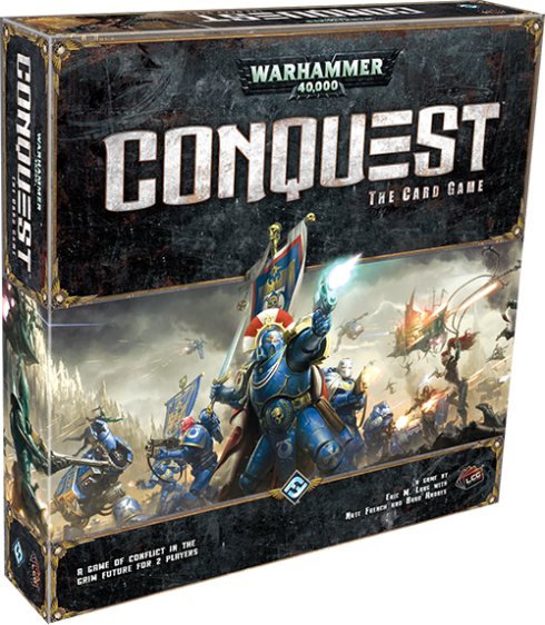 lcg-conquest-wh40k