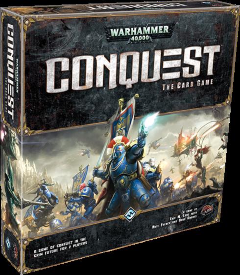 lcg-conquest-wh40k