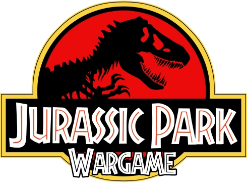 Logo Jurassic Park Wargame