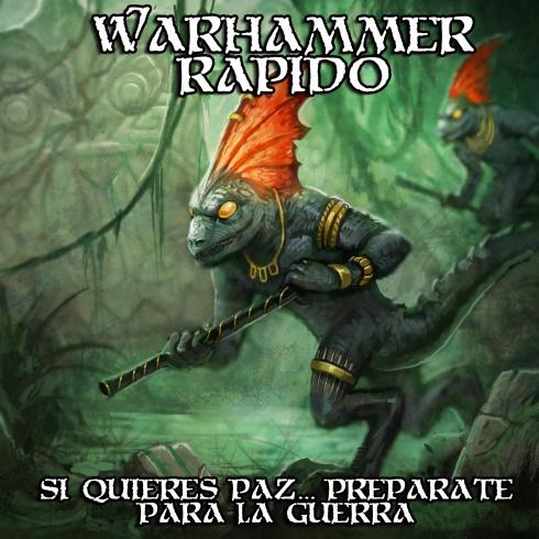 Warhammer Rapido cartel