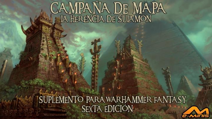 Campaña warhammer 6º