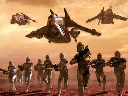 Gran Ejército de la República Galactica