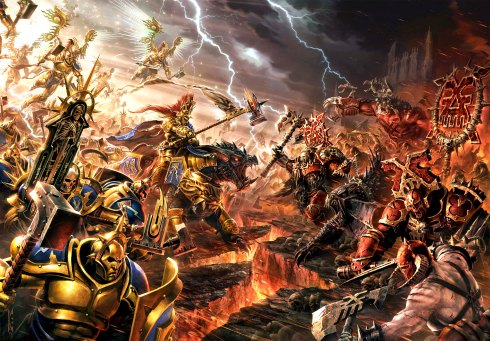 Age of Sigmar wallpaper