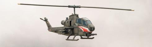 Cobra helicoperto