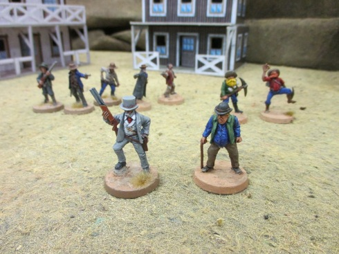banda mineros del oeste