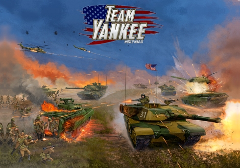Team Yankee Cover