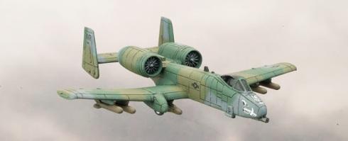 Warthog american plane