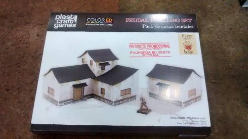 Casas Feudales caja