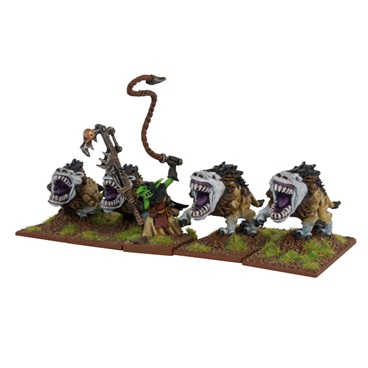 Fauces Bestiales. Goblins