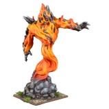 Gran Elemental de Fuego. Salamandras