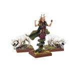 La Dama Verde. Elfos y Fuerzas de la Naturaleza